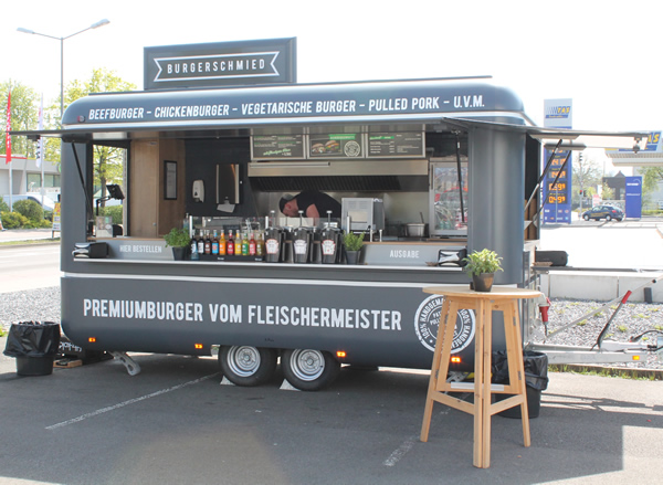 Catering & Partyservice, Foodtruck mieten für  Pohle